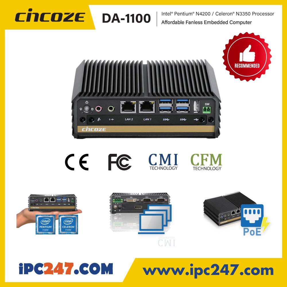 Cincoze-DA-1100