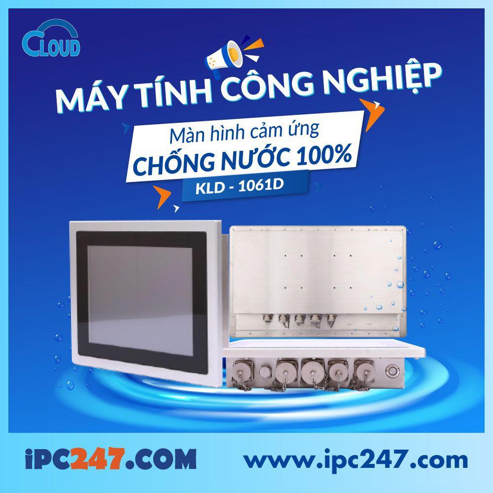 Máy tính công nghiệp IPC KLD-1061D