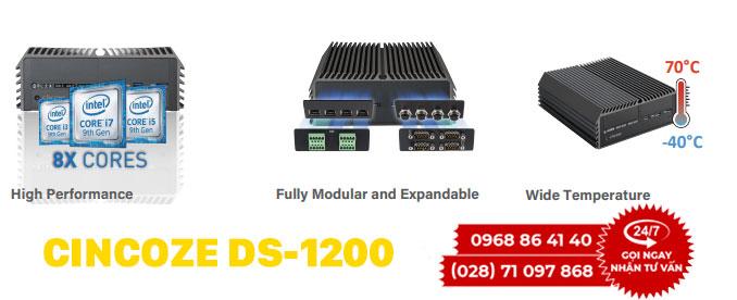 Cincoze DS-1200 main