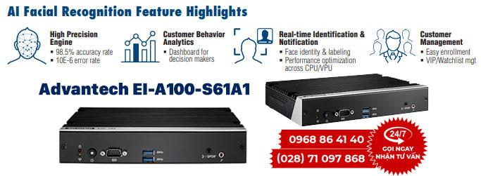 Advantech EI-A100-S61A1 detail
