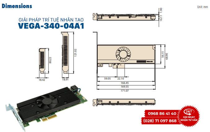 Mo-dun VEGA-340-04A1 kich thuoc