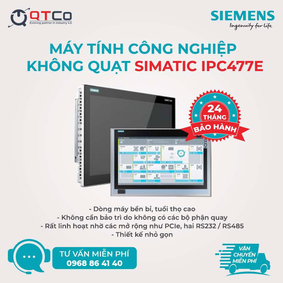Ứng dụng máy tính công nghiệp Simatic