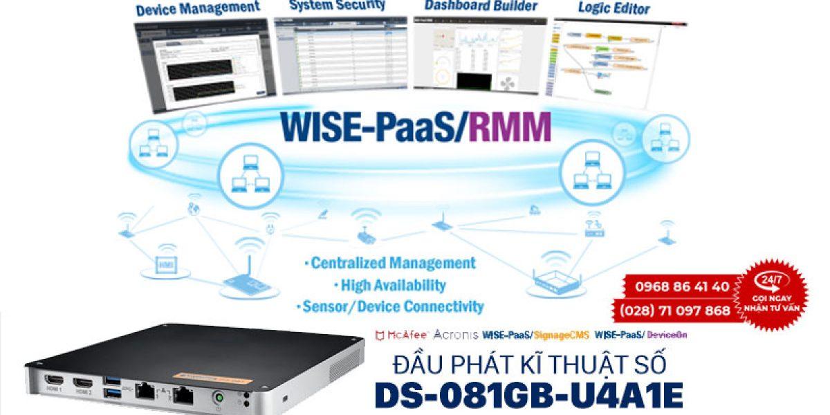DS-081GB-U4A1E Advantech