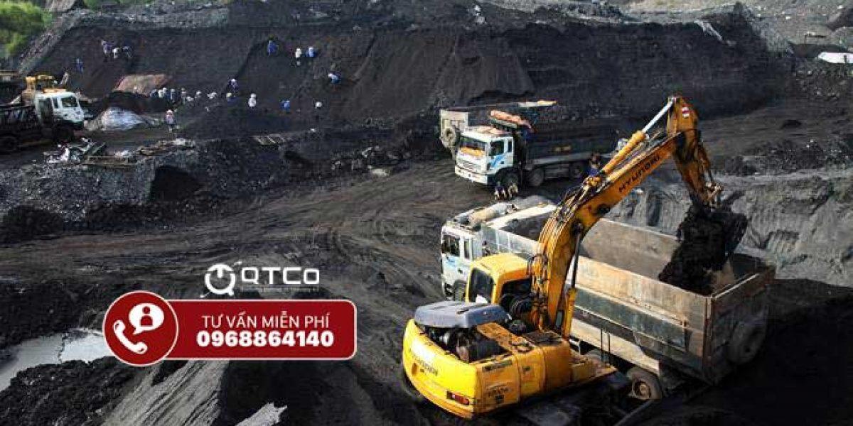 Ứng dụng máy tính công nghiệp khai thác mỏ